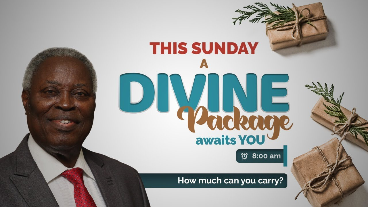 Deeper Life Live Sunday Service 2 August 2020