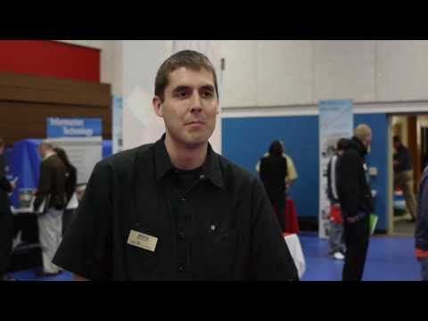 TriV Employer, alumnus eyses SCC grads: video