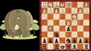 Chess Opening Traps #2: Elephant Trap In The Queens Gambit Declined   Opening Trap (Chessworld.net)