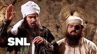 Osama's Pep Talk - Saturday Night Live