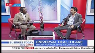 Kenyans to benefit from Universal Healthcare Coverage