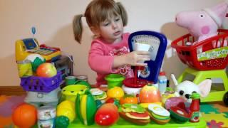 """Весы детские от компании Интернет-магазин """"Timatoma"""" - видео"""