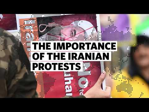 2017-2018 Iran Protests by Stratfor