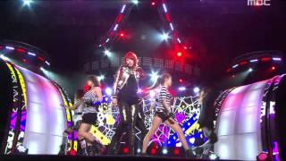 음악중심 - Fat Cat - My Love Bad Boy, 살찐 고양이 - 내 사랑 싸가지, Music Core 20111022