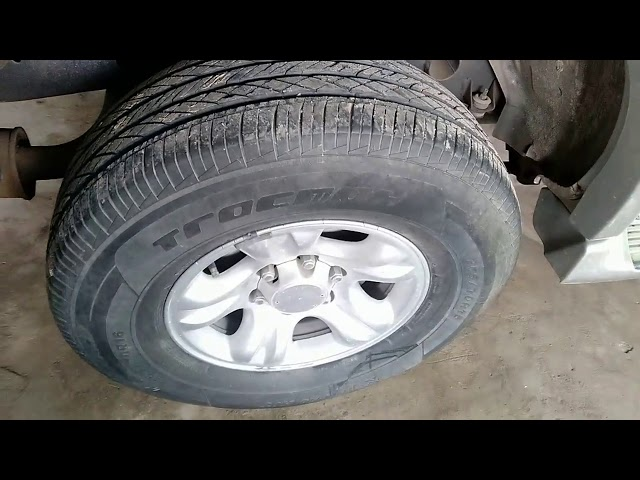 Toyota Surf SSR-G 2.7 2002 for Sale in Bahawalpur