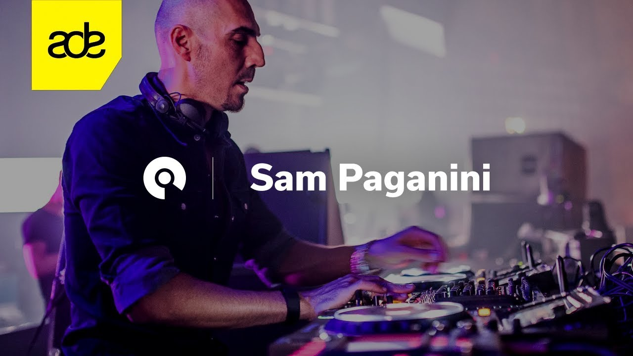Sam Paganini - Live @ Awakenings By Day, Gashouder, ADE 2017