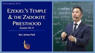 The Ezekiel Temple and the Zadokite Priesthood