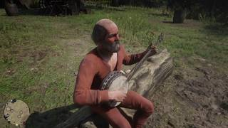 Uncle plays The Battle Hymn of the Republic