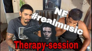 #TheBarBreakdown (Reaction) NF   Therapy Session #realmusic