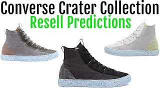 Converse Chuck Taylor All Star Crater Collection - Resell Predictions - Nike Space Hippie