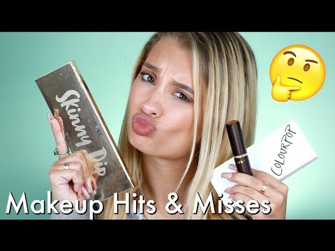 May Makeup Hits and Misses | Nicol Concilio