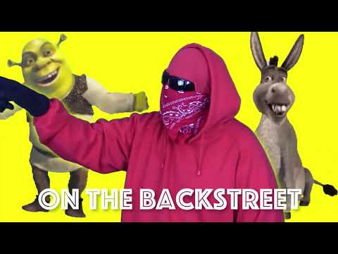 Hey Now You're a Gangsta | All Star PARODY