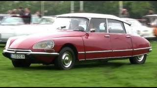 preview picture of video 'Oldtimer Treffen Espenhain 2010 Teil 3/5 - Classic Car Show'