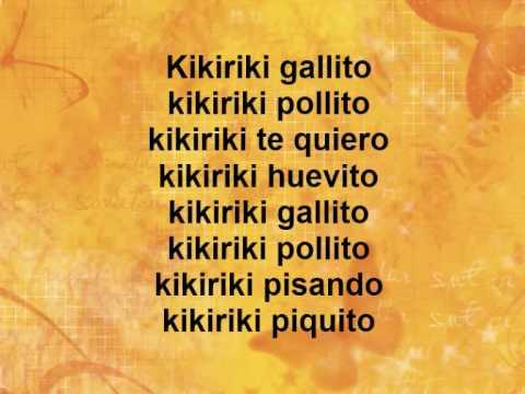 Kikiriki - Floricienta