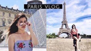 跟我去最浪漫的巴黎!!與姊姊和閨蜜們的美食美景之旅|Paris vlog //vlog
