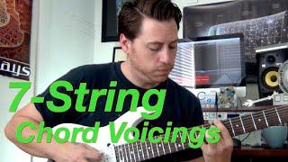7 String Guitar Chord Lesson
