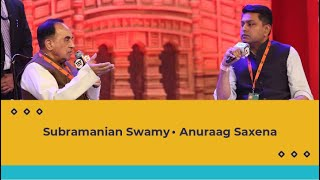 The Meaning of Secularism in India | Subramanian Swamy | Arth - A Culture Fest, Kolkata