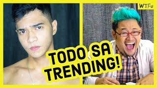 Ang KWENTO Sa Likod Ng Mga TRENDING Videos Ni Mark Magada