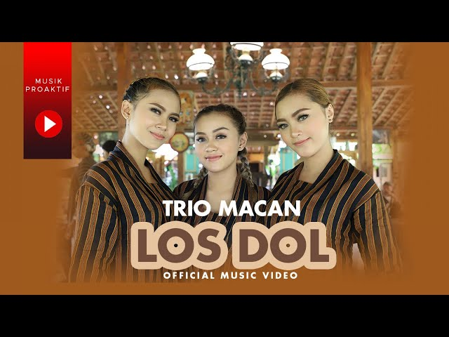 Trio Macan - LOS DOL (Official Music Video)