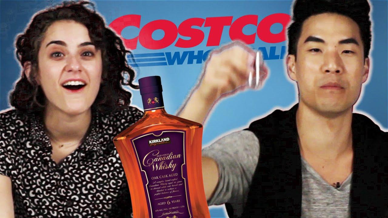 Costco Liquor Vs. Brand-Name Liquor Blind Taste Test thumbnail