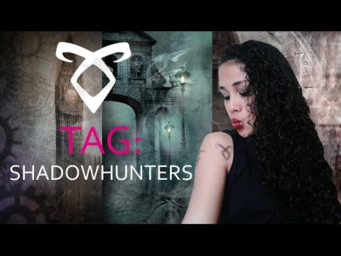 TRACINHAS: TAG - Shadowhunters, por Juliana Arruda