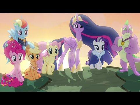 My Little Pony: FIM Season 9 Episode 26 (The Last Problem)