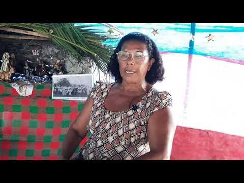 Professora Guaracy fala sobre a tradição da Folia de Reis em Dom Aquino-MT
