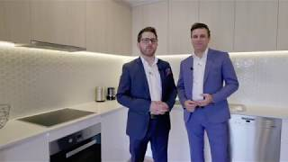 Adelaide Real Estate - 507/4 Fifth Street, Bowden with Michael & Laurie