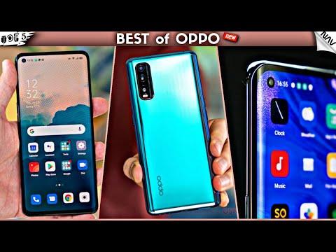 Top 5 Best OPPO Smartphones (2020)