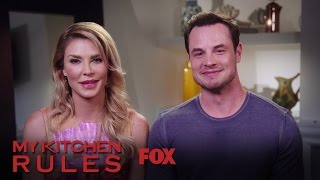 Dean Sheremet Is Insulted By Naomi Judd | Season 1 Ep. 1 | MY KITCHEN RULES