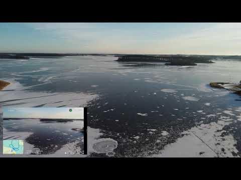Maribo Domkirke og sø