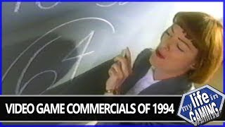 Video Game Commercials of 1994 :: Video Showcase