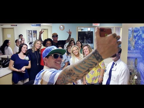 Vanilla Ice Comes to Palms West Hospital