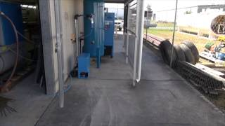 Enerquip Air Compressors - Rotary Screw Compressor Installation