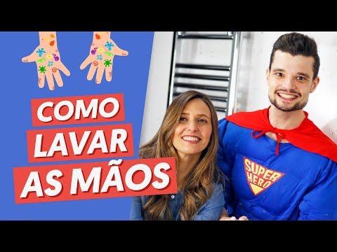Imagem ilustrativa do vídeo: LAVAR AS MÃOS PODE SALVAR A SUA VIDA
