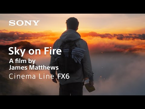 Check out this short by James Matthews showcasing the flexibility and massive dynamic range of the new Sony FX6.