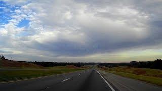 Road Trip #249 - I-22 East - Alabama Exit 26 to Exit 52: AL-118