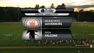 Full football game: Fitch 23, Wilbur Cross 6