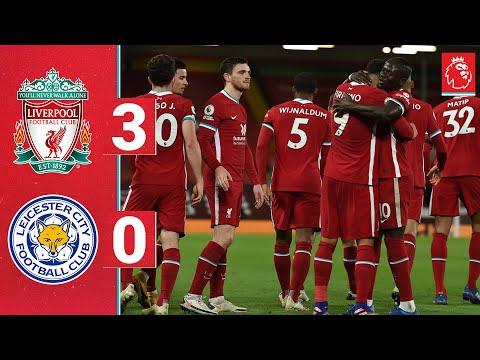 العرب اليوم - شاهد: ليفربول يفوز على ليستر سيتي ويزاحم توتنهام على الصدارة