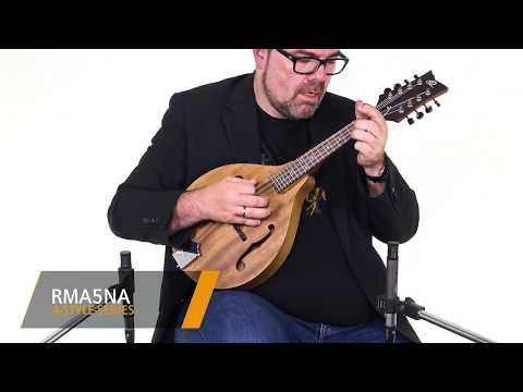 ORTEGA RMA5NA Akustická mandolína