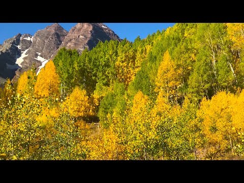 """Peaceful Relaxing Instrumental Music, Soft Meditation Music """"Crested Butte to Aspen"""" by Tim Janis"""