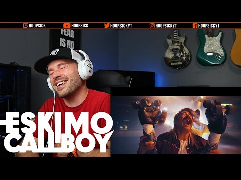 Eskimo Callboy feat. Sasha - Hypa Hypa (REACTION!!!) | These videos are just too amazing!