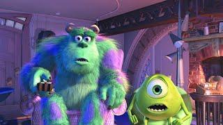 Animation Movie 2021 - MONSTERS INC Full Movie HD - Best Pixar Animation Movies Full Length English
