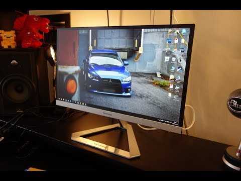 ViewSonic VX2276-SMHD review - 1080p budget IPS monitor - By TotallydubbedHD