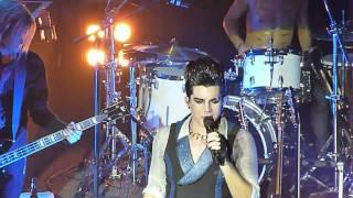 Adam Lambert - A Change is Gonna Come - 2010/12/15 Music Box Los Angeles
