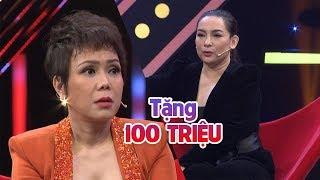 Phi Nhung được khán giả tặng 100 triệu nhưng lại từ chối? | Tối Chủ Nhật Vui Vẻ tập 5