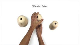 Vídeo: WOODEN BOLET