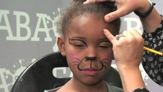 1-2-3 Kitty: Super Fast Face Painting