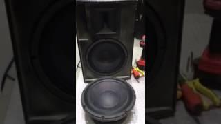 B&C speakers vs eminence