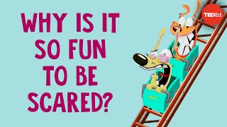 Why is being scared so fun? – Margee Kerr